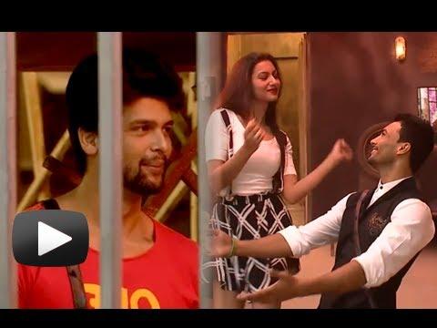Hot Gauhar Khan And Asif Azim Dance In Bigg Boss Season 7 - Hot Gossip