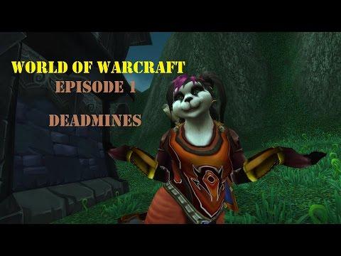 World of Warcraft Deadmines Walkthrough