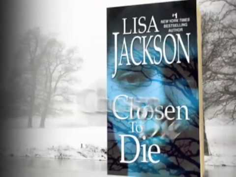 Chosen to Die Lisa Jackson Book Trailer