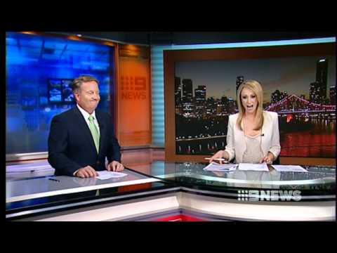 Nine News Queensland (8.4.2012)