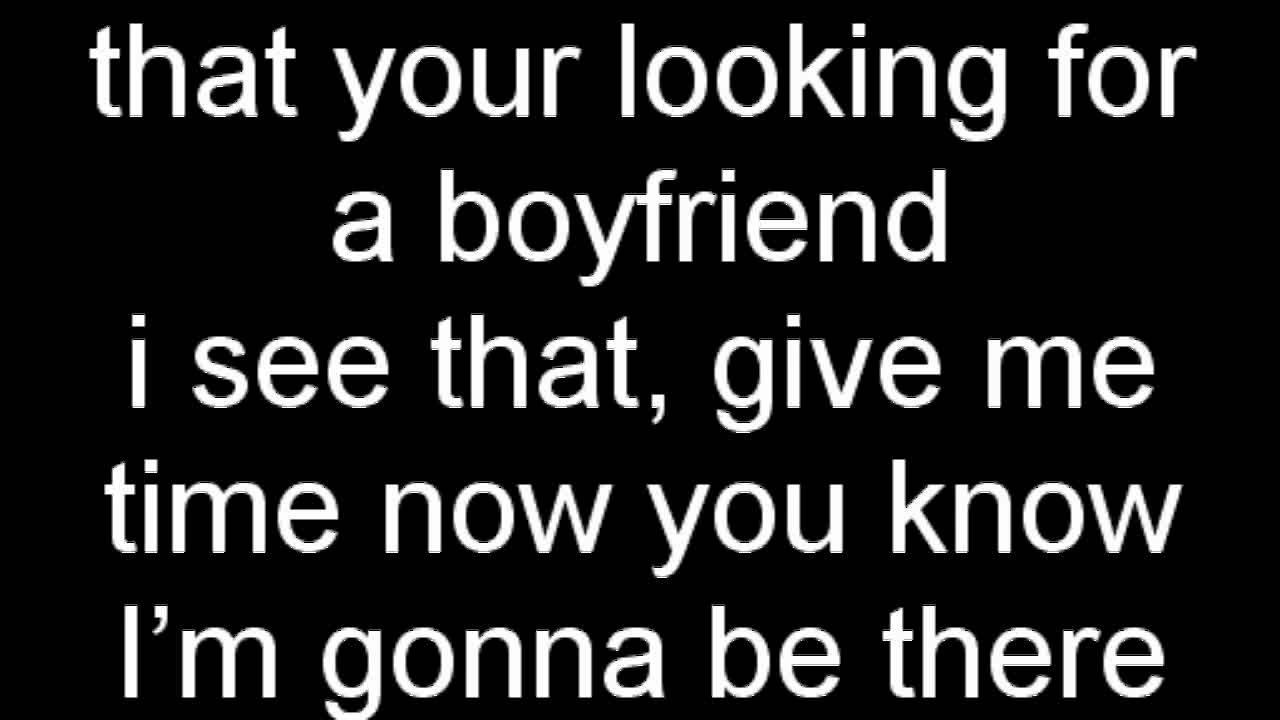 Big Time Rush - Boyfriend Lyrics   Musixmatch
