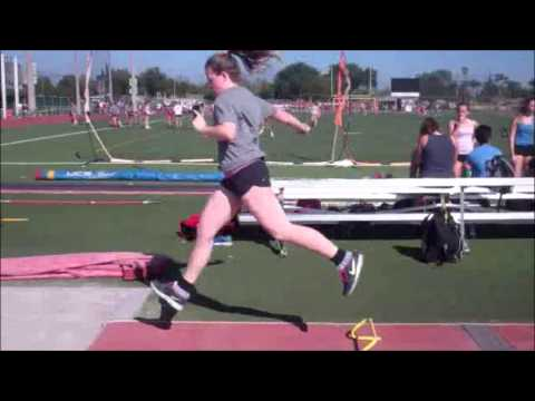 Triple Jump Progressions - Beginners Vlog