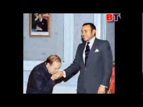 حقيقة فضيحة بو تفليقة يقبل يد ملك المغرب Abdelaziz Bouteflika la vérite Download