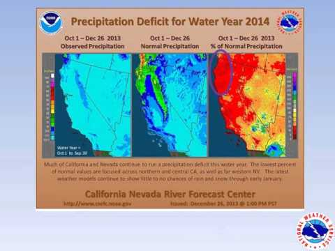 Northwest California Drought of 2013