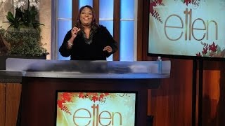 Loni Love on Being a Stripper