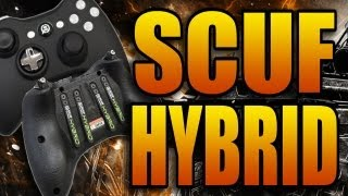 New Scuf Hybrid Controller Review + Coupon Code (Wireless Xbox 360 Game Controller)