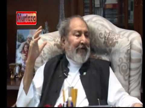 Hazrat Sayad Shah Mardan Shah Pir Sain Pagara  interview on life 3rd Part