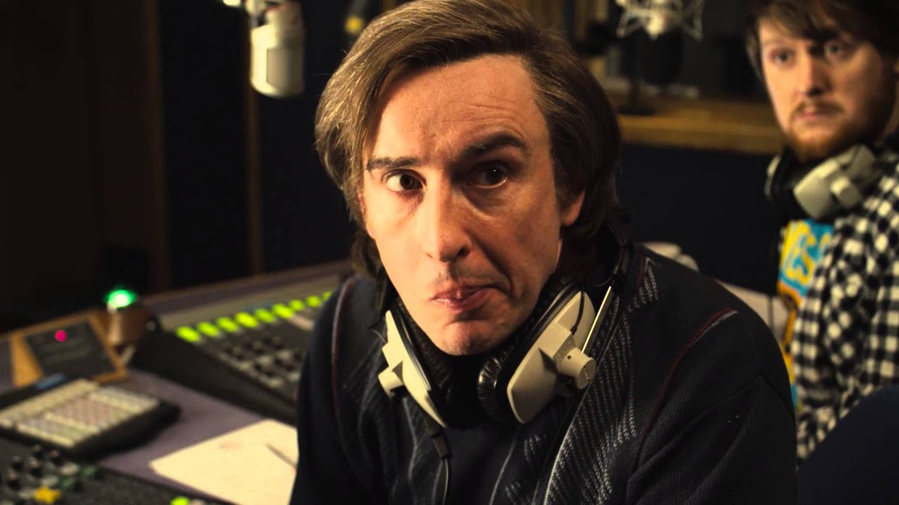 Steve Coogan & Declan Lowney will be at Brighton's Big Screen this evening to introduce Alpha Papa at 8:30pm. Here's a little Featurette... http://youtu.be/HcHa3aZCw0w