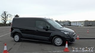 Ford Transit Connect 2014 Autotest