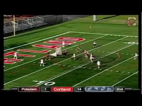 Women's Lacrosse vs  Potsdam 4/22/14