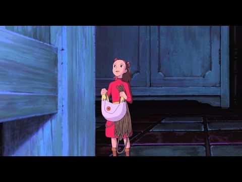 The Secret World of Arrietty - Clip: That Wasn''t So Hard