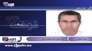 محمد نشطاوي : رسالة كي مون بالتهدئة  منحازة للبوليساريو ضد المغرب   |   تسجيلات صوتية