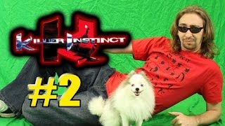 Max & Benny play Killer Instinct! Part 2