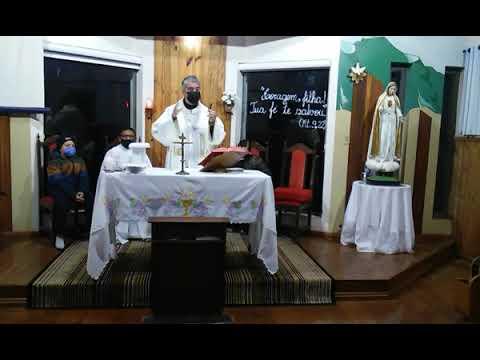 Santa Missa | 05.07.2021 | Segunda-feira | Padre Robson Antônio | ANSPAZ