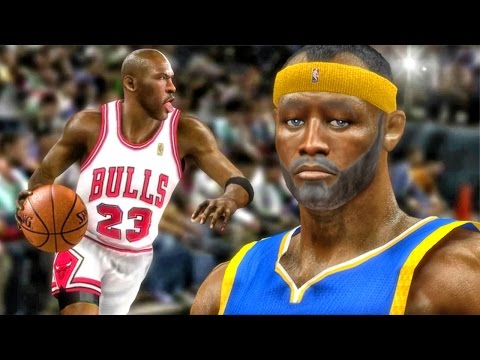 GRANDPA TRAINS w/MICHAEL JORDAN! NBA 2k16 My Career Xbox 360 Gameplay Ep. 9