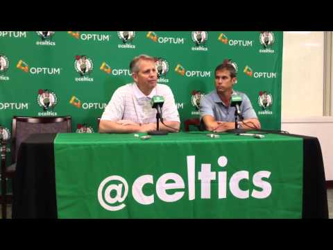 Danny Ainge says Doc Rivers could've been Celtics legend