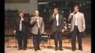 """Jesus Loves Me"" Crimson River Quartet 15th Anniversary"