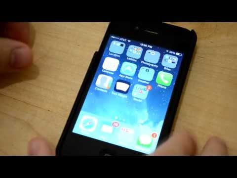 20 iOS 7 Tips/Tricks You Probably Don't Know