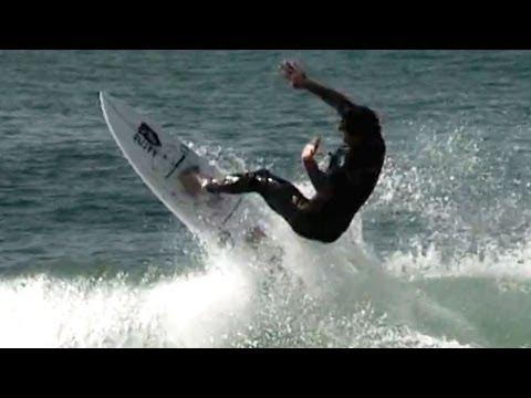 Jay Davies - Surfing Western Australia