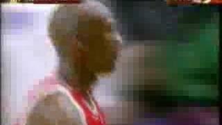 Bulls @ Knicks 1995. Jordan's 55 Point Comeback