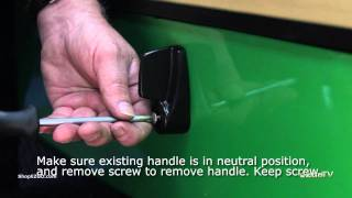 How To Replace E-Z-GO Forward, Neutral & Reverse Handle