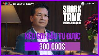 Kỷ Lục Startup Nhận Số Tiền Đầu Tư Gấp 6 Lần Số Tiền Mong Muốn   Shark Tank Việt Nam   Mùa 2 - Tập 1