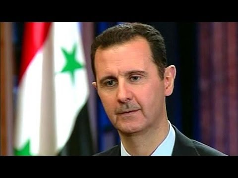 Bashar al-Assad Interview with Fox News Part 3