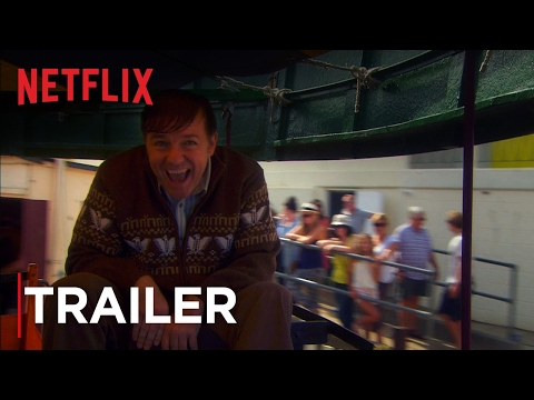 Derek - A Netflix Original Series - Full Trailer,