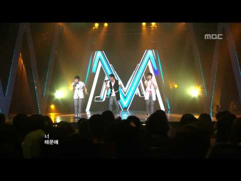 Monday Kiz - Heartbreak, 먼데이키즈 - 가슴앓이, Music Core 20110618