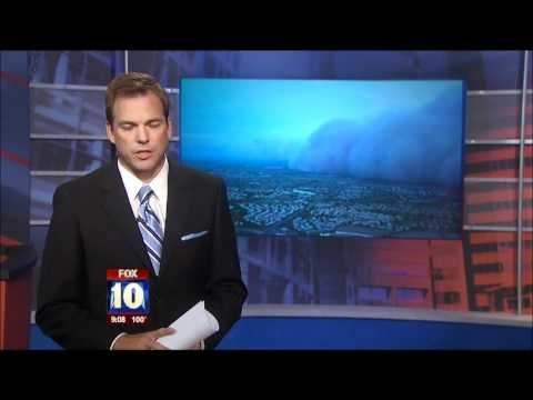 Dust Storm Phoenix 2011