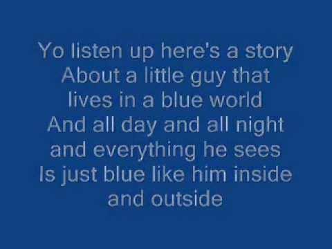 Eiffel 65 one morning lyrics