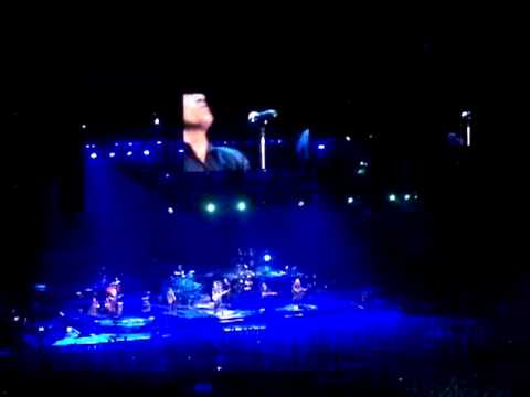 Bruce Springsteen, Paris Bercy 4.7.2012 - Darkness on the Edge of Town