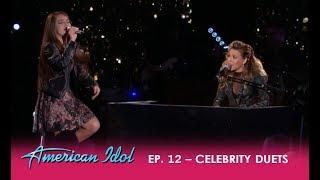 "Mara Justine & Rachel Platten Duet ""Fight Song"" By Platten – STUNNING! | American Idol 2018"