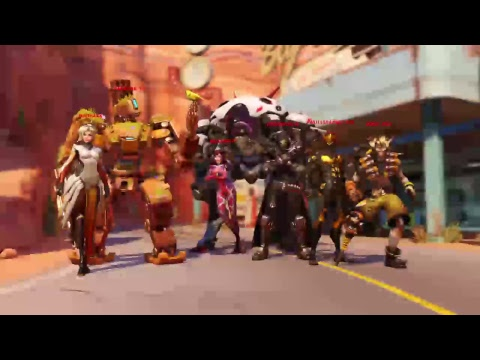 OVERWATCH FR | Gameplay Nouvelle MAJ Overwatch League ! (PS4) Live - # [Redif]
