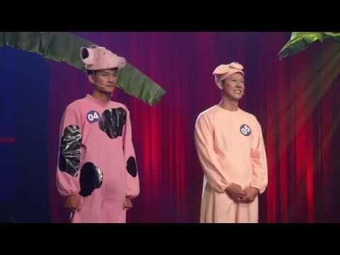 Cười Xuyên Việt - Chung kết 2 (1/5/2015): Lê Bửu Đa & Mạc Văn Khoa