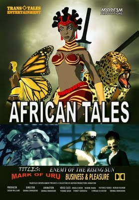 African Tales The Movie Mark of Uru Enemy of the Rising Sun Business and Pleasure