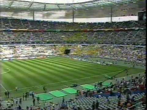 Rede Globo Abertura Da Copa Do Mundo de 1998