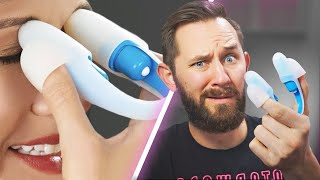 Why is She So Happy? | 10 Weird Items from Wish.com!