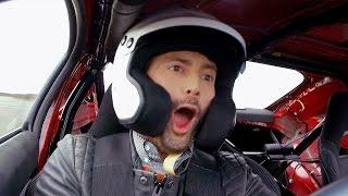 David Tennant Dents The New Reasonably Fast Car - Top Gear. Watch online.