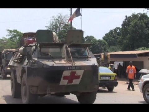 French troops to stay in CAR until 2015
