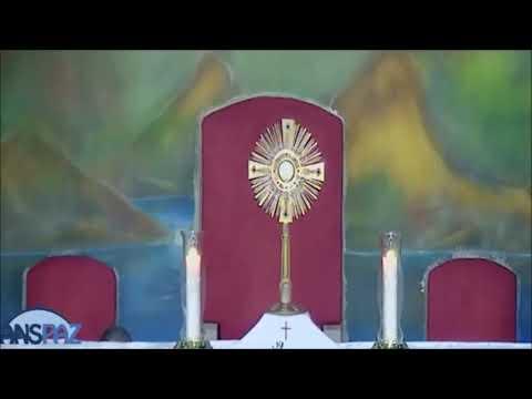 Cenáculo Mariano | Adoração ao Santíssimo Sacrameto | 23.05.2021 | ANSPAZ