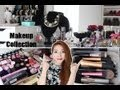 My Makeup Collection + Storage 2013