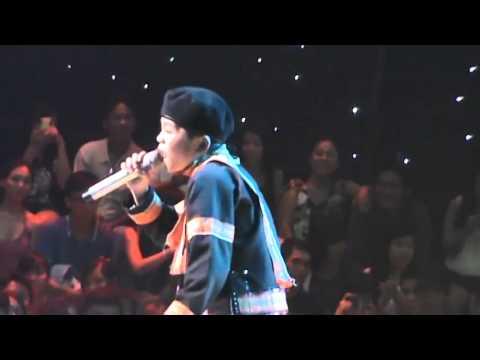 Chiếc khăn Piêu   Nguyễn Quang Anh liveshow 1 The Voice Kids