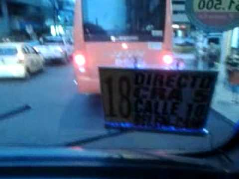 ibague la buseta