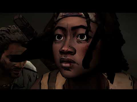 The Walking Dead Michonne Episode 2 walkthrough no commentary Full Episode Game Gameplay