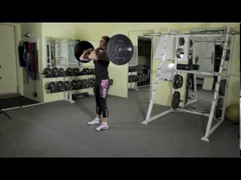 Barbell Complex Challenge Workout