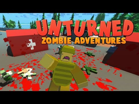 HUNTING FOR SILLY HATS – Unturned (17)