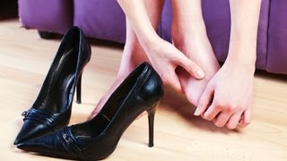 How To Avoid Foot Pain & Injuries From Wearing Heels