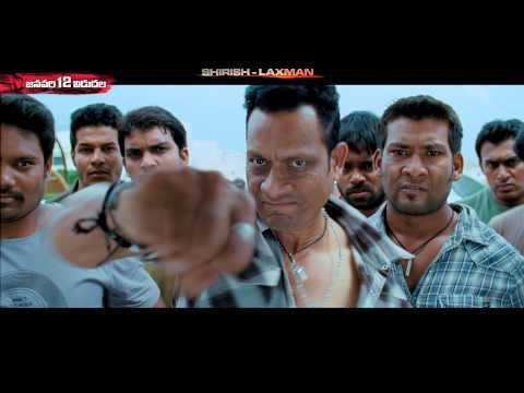 Yevadu-Brahmi-10-seconds-teaser