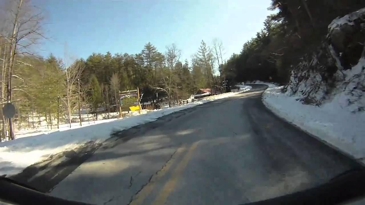 Aska road and the toccoa river youtube for Sundance cabin rentals blue ridge ga